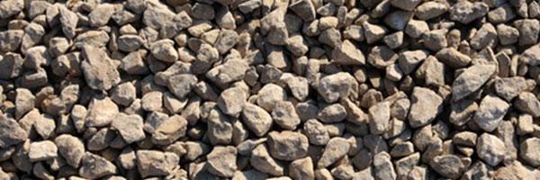 Aggregates concrete